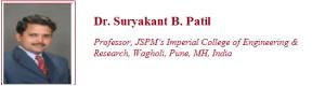 Dr. Suryakant B. Patil