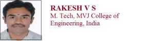 Rakesh VS